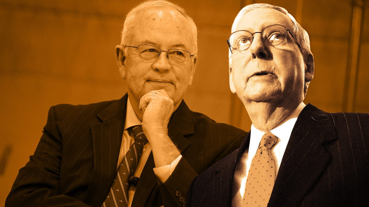 Mitch McConnell's Impeachment Rules are a Sham, and Donald Trump Attorney Ken Starr Knows It