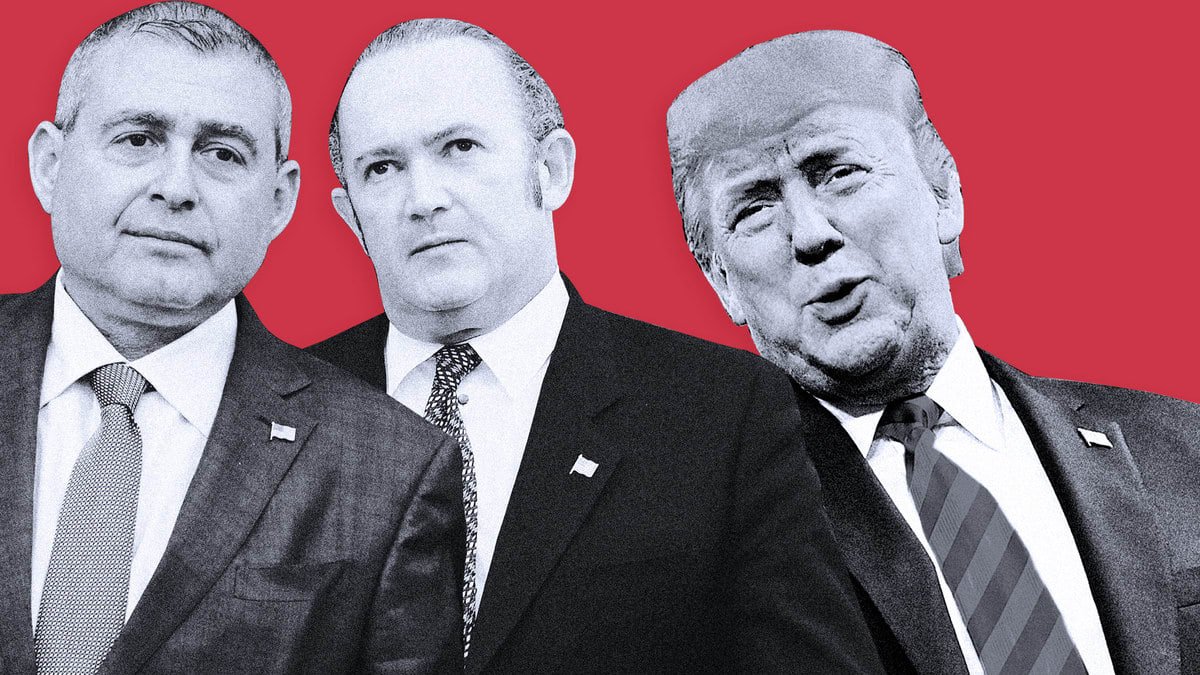 Rudy Pal Igor Fruman Taped Trump Trying to Fire Ukraine Ambassador: Lawyer