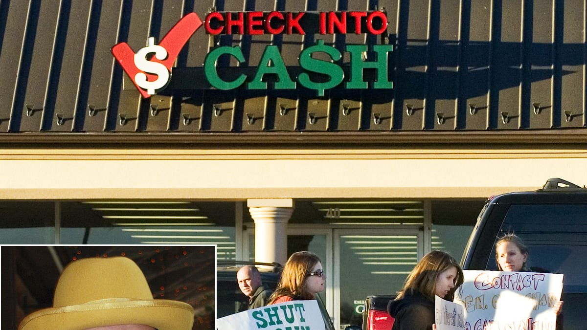 Payday Loans Dime Box, TX