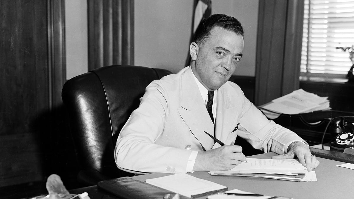 Edgar Hoover - Director of the FBI: biography, personal life, interesting facts 51