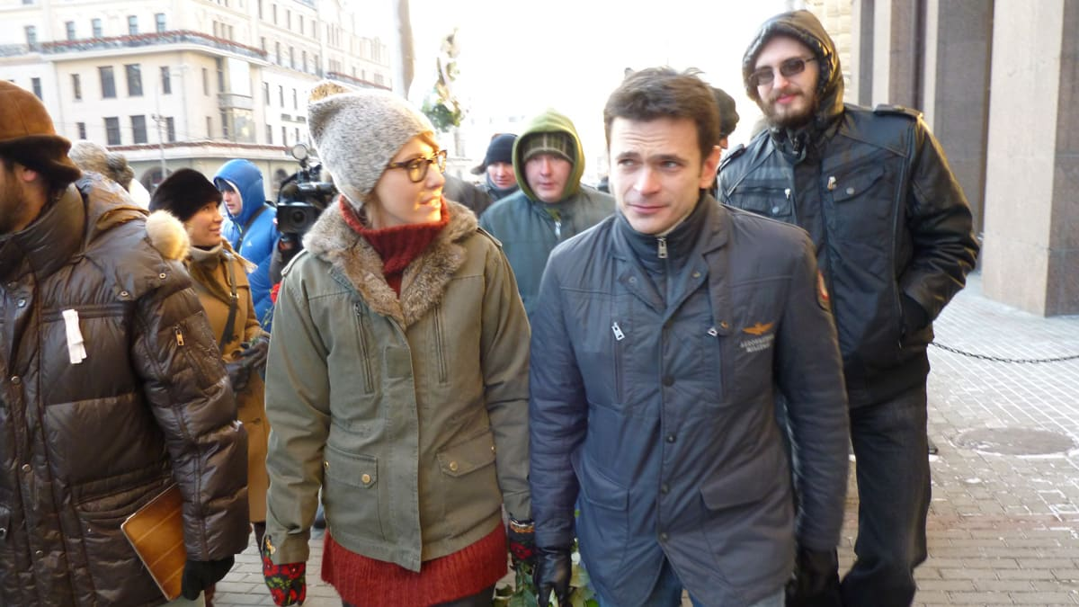 Ilya Yashin refused to participate in the election of the mayor of Moscow 28
