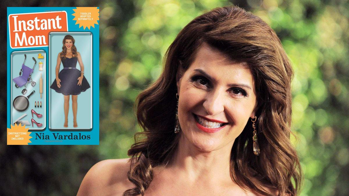 my big fat greek book tour nia vardalos promotes instant mom