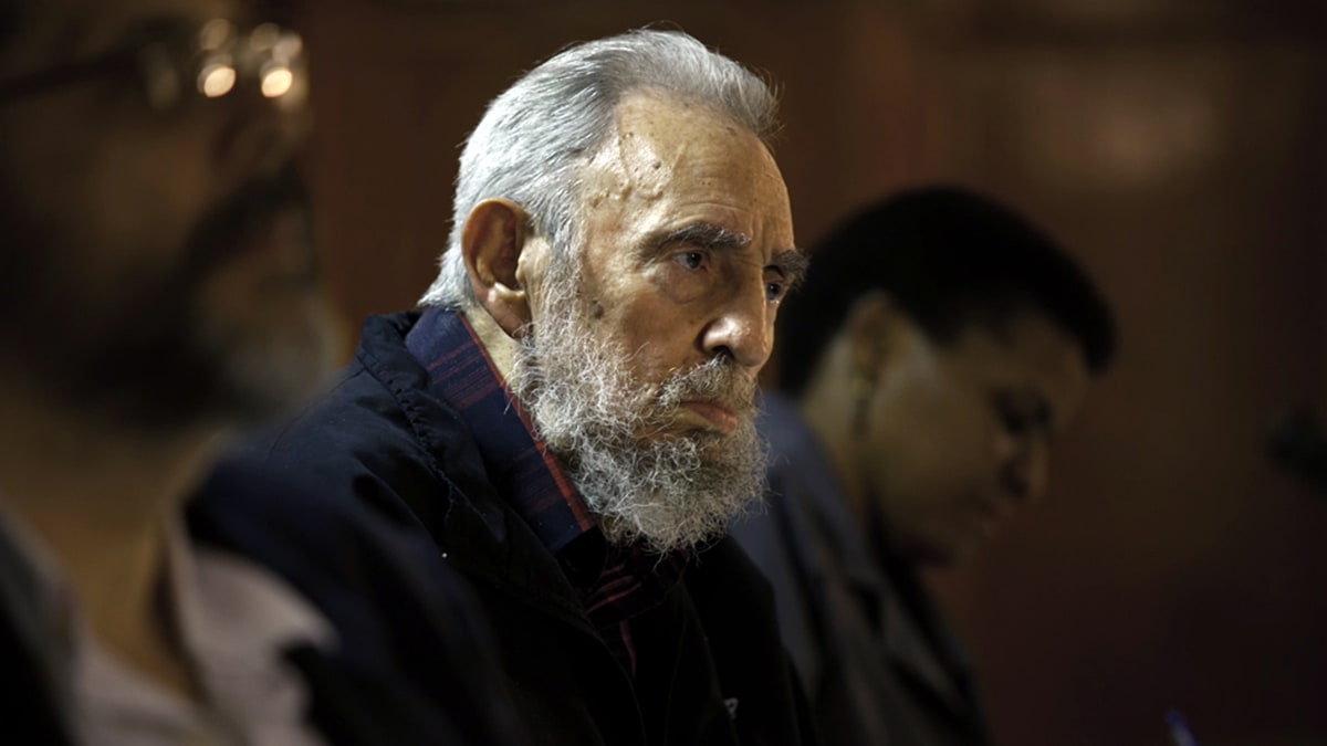 How an Old Rival Reassessed Fidel Castro