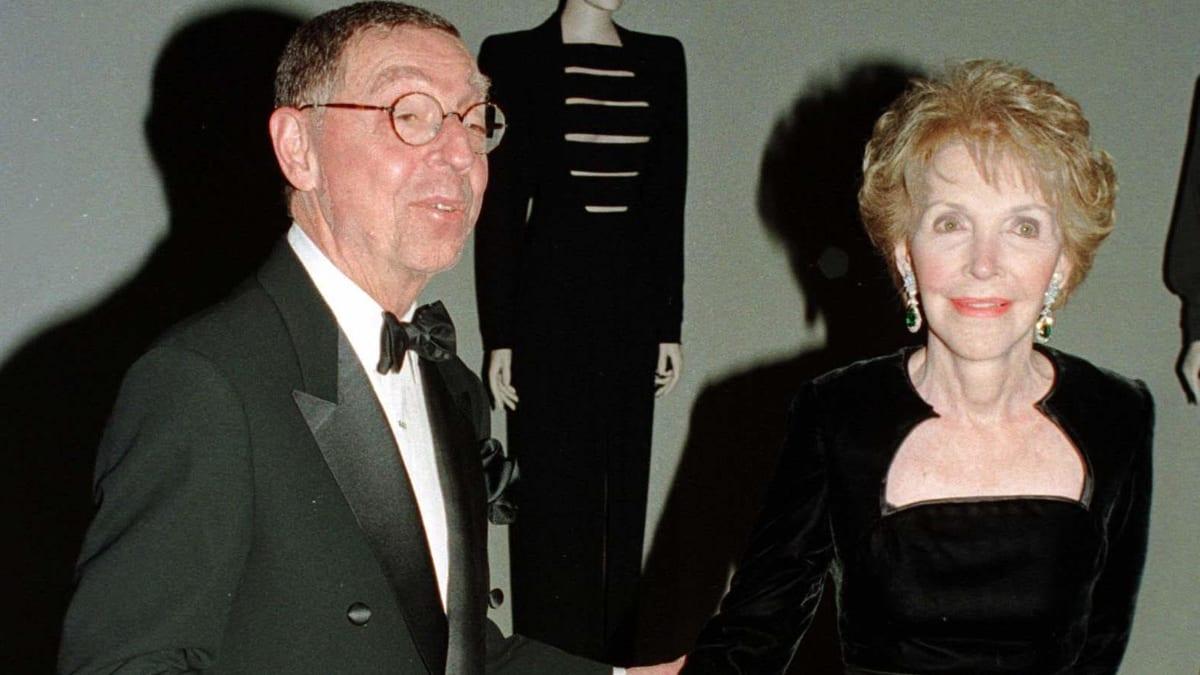 Elite Fashion Designer James Galanos Dies At 92