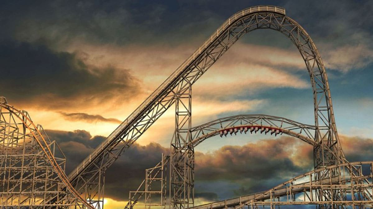 The Summer's Craziest New Roller Coasters (PHOTOS)