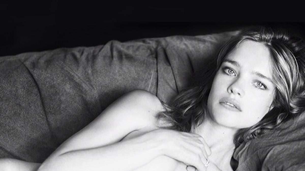 russian model natalia vodianova posts picture of herself
