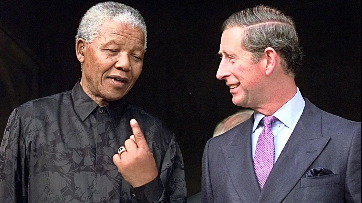 Prince Charles to Represent Queen at Mandela Funeral