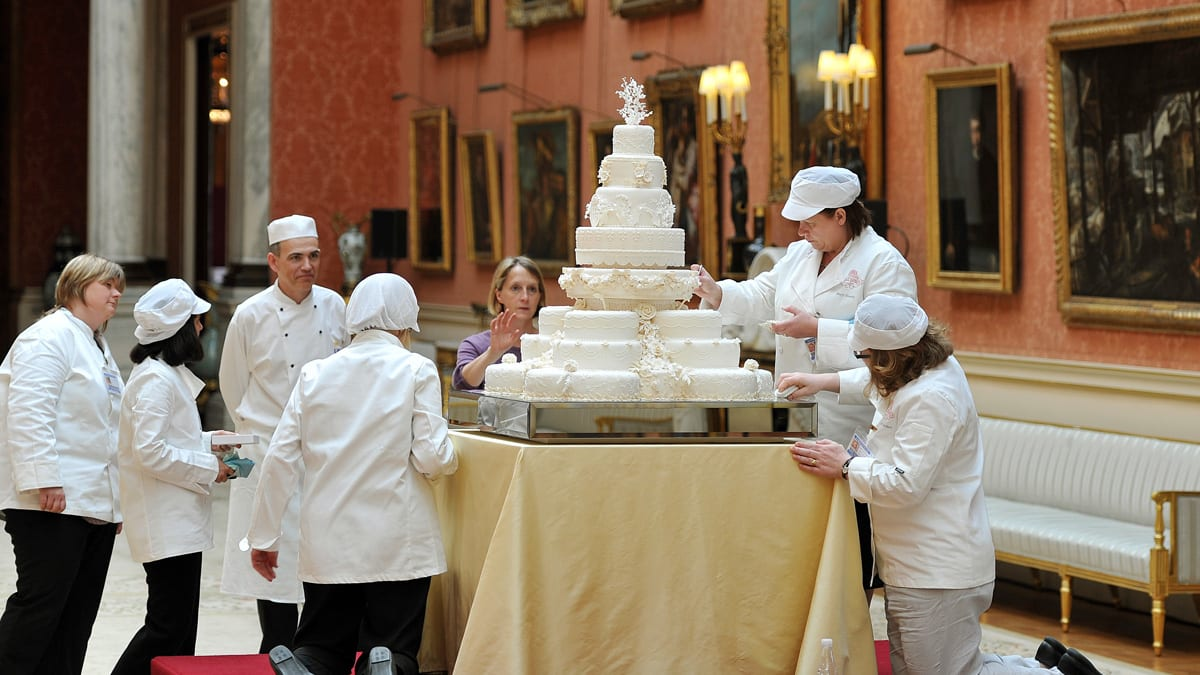 Download Kate Middleton Wedding Cake