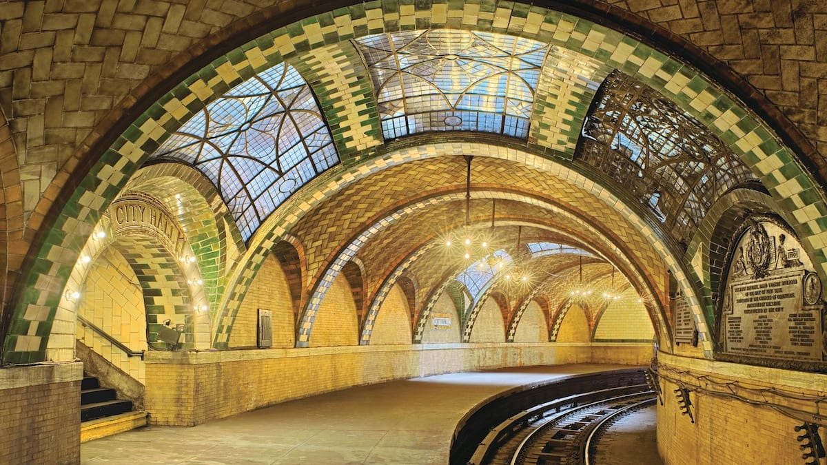 Guastavino Vaulting At The National Building Museum Is The