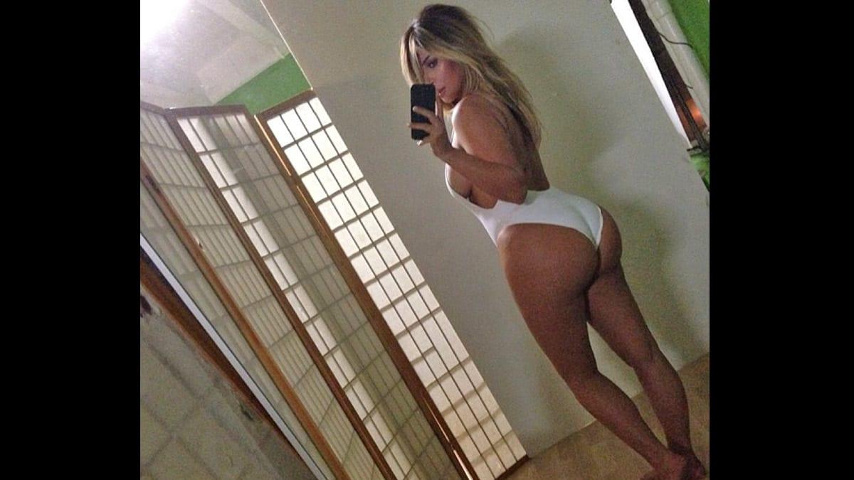 Kim Kardashian Posts Revealing Post-Baby Instagram of Butt, Internet Goes Crazy