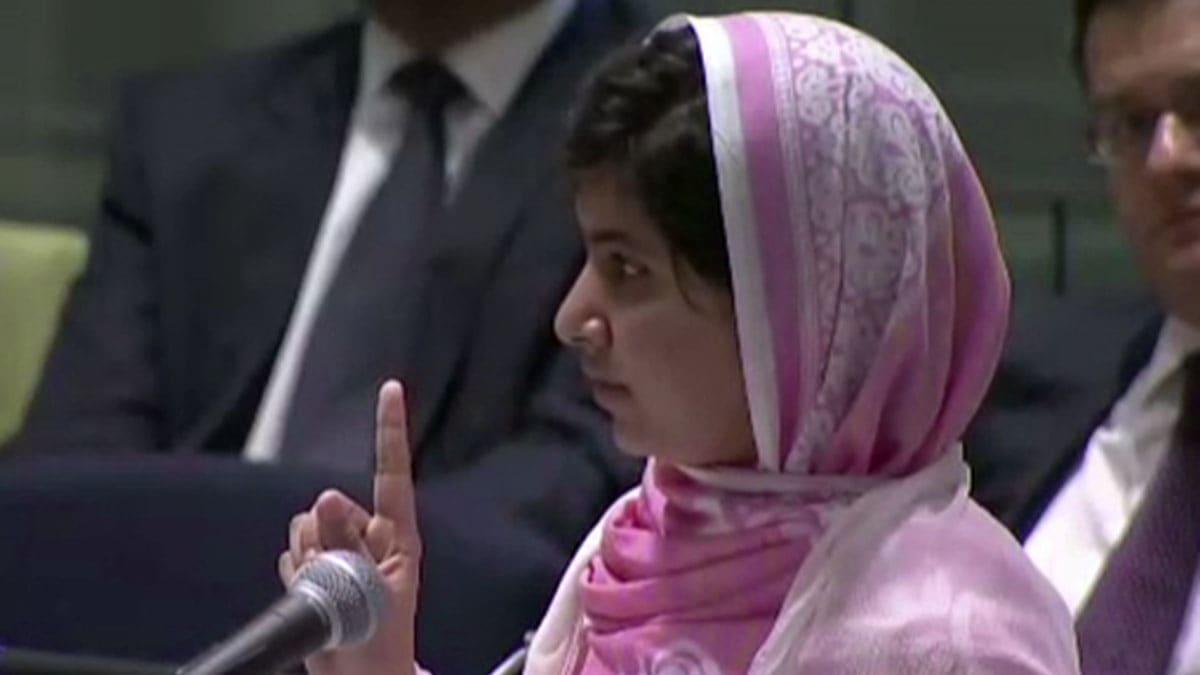 Best of Malala's U.N. Speech