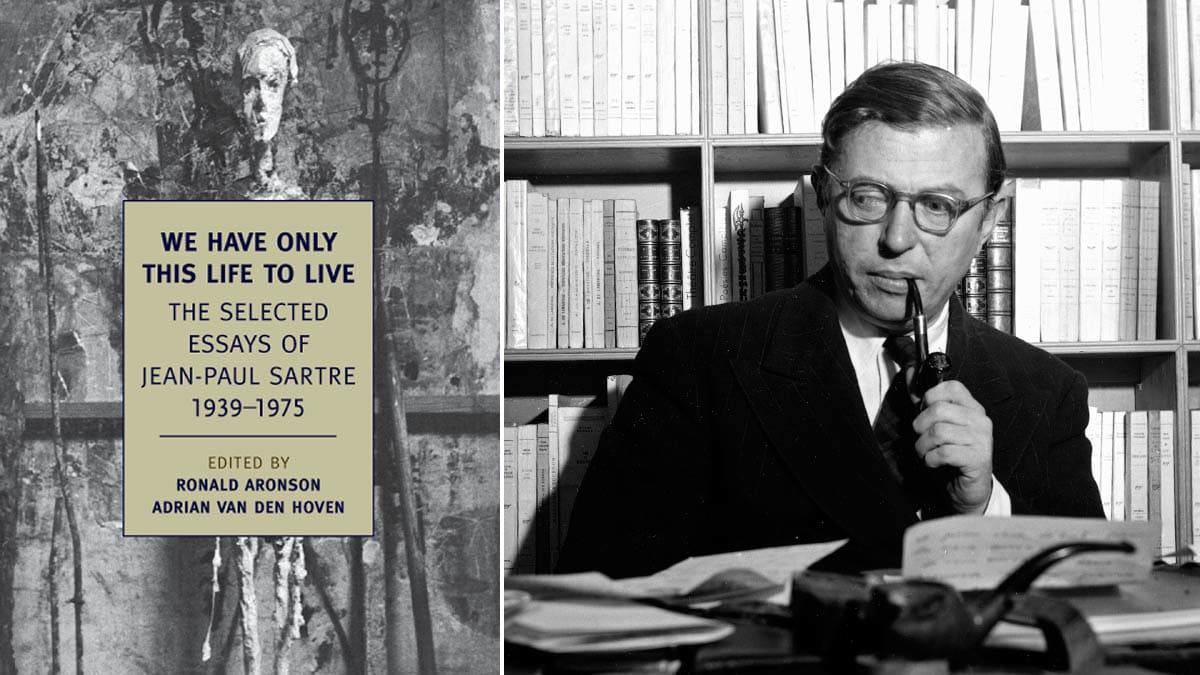 how jean paul sartre s existential angst got the better of him ap