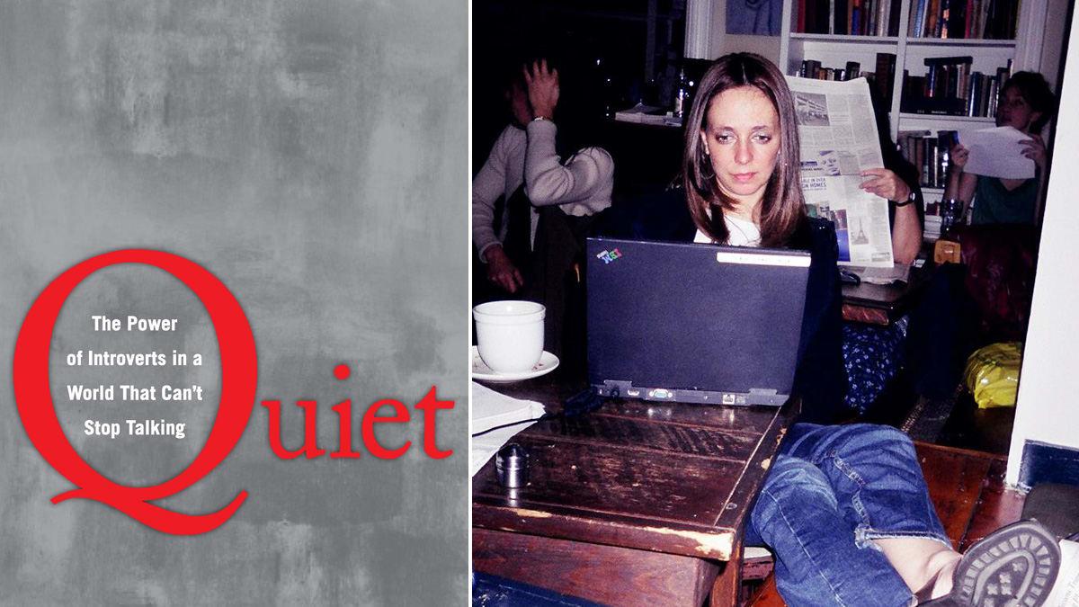 Susan Cain: How I Write