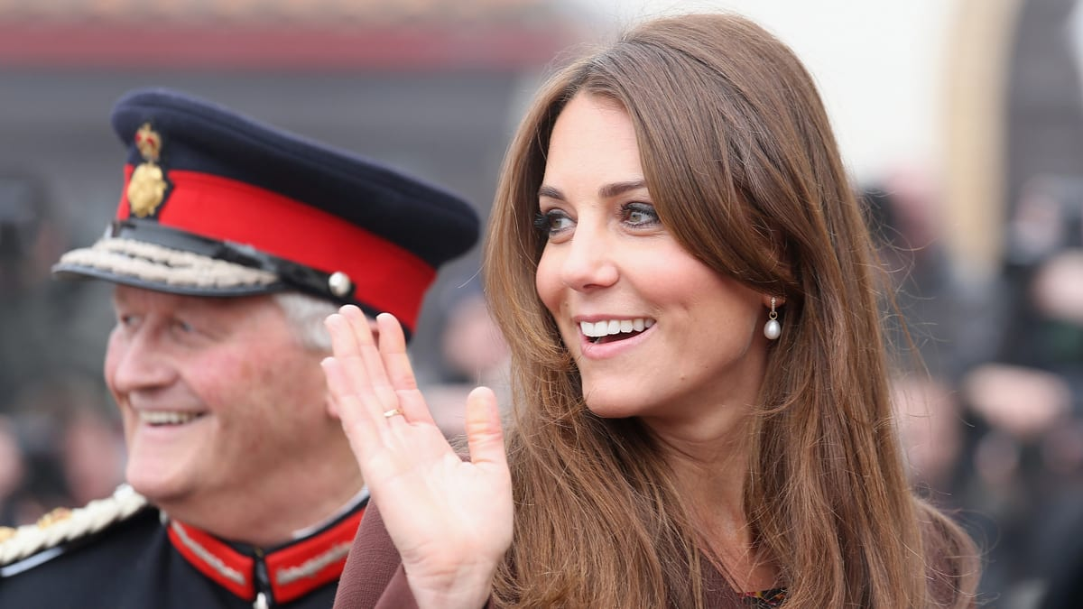 No New Line, but Kate Trademarks Her Name For Clothes Just in Case