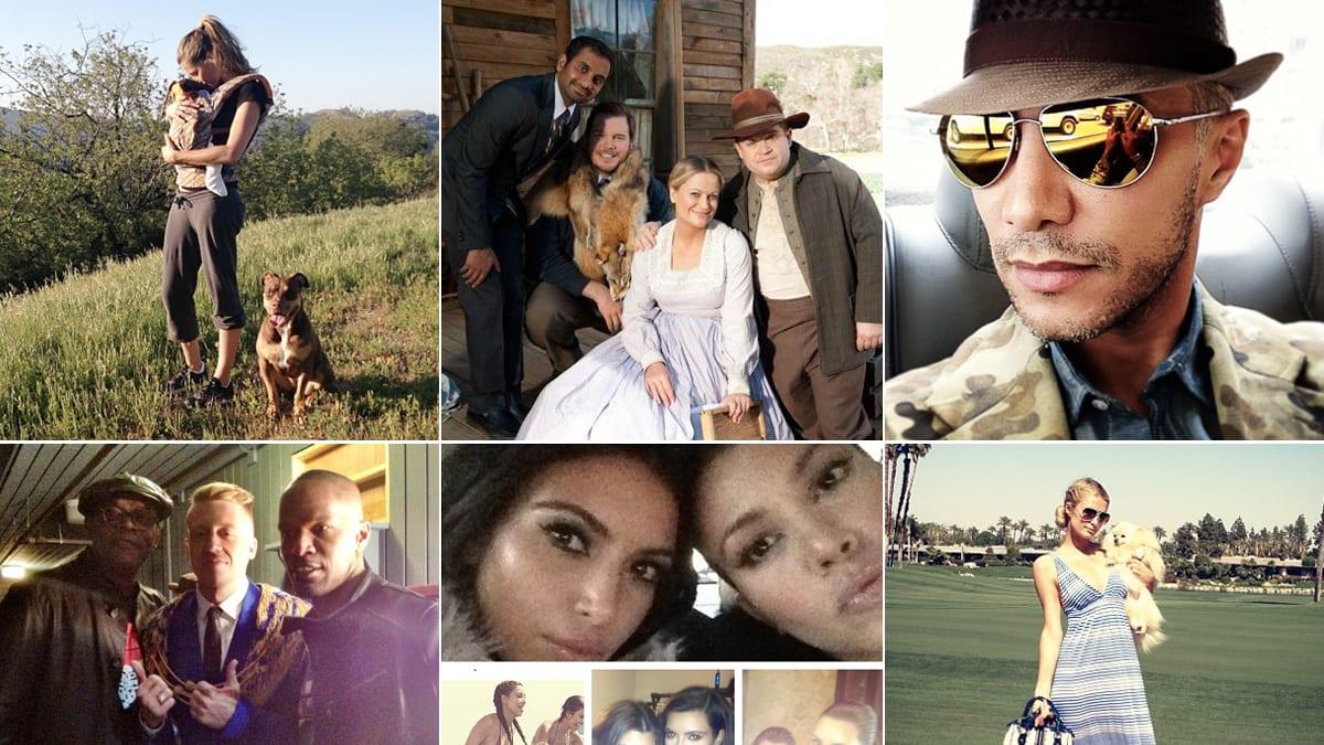 Kim Kardashian, Ke$ha & More Celebrity Twitter Pictures (Photos)