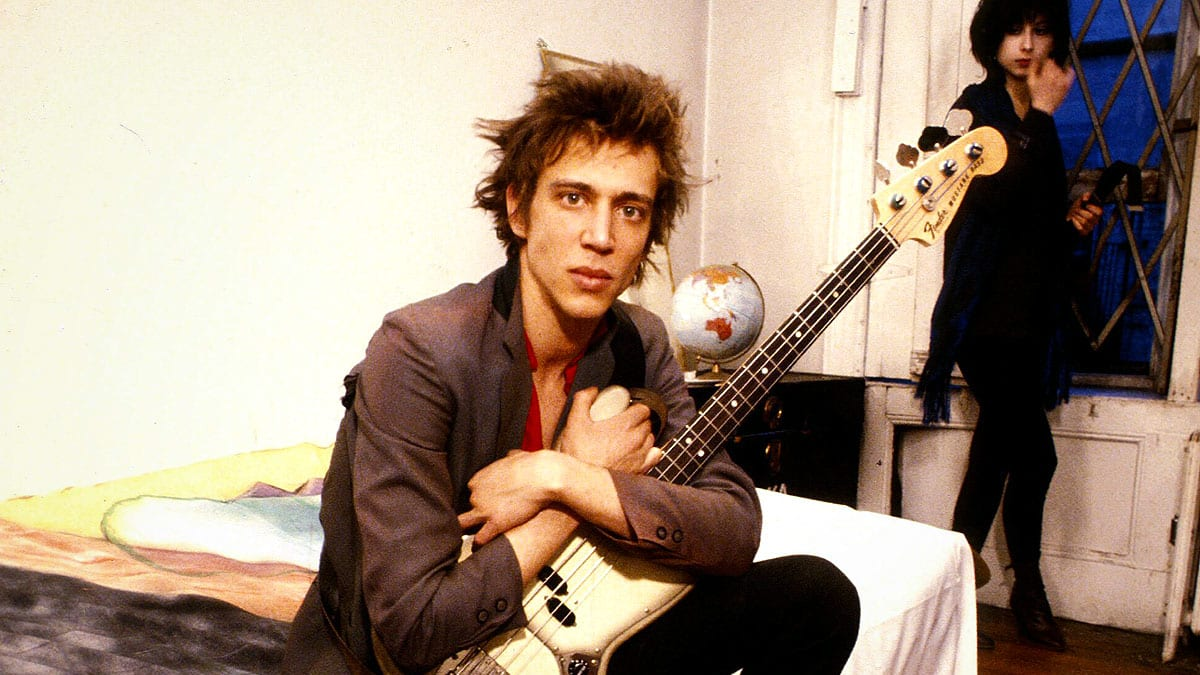 Richard Hell Was The First Person To Shoot Up Heroin In