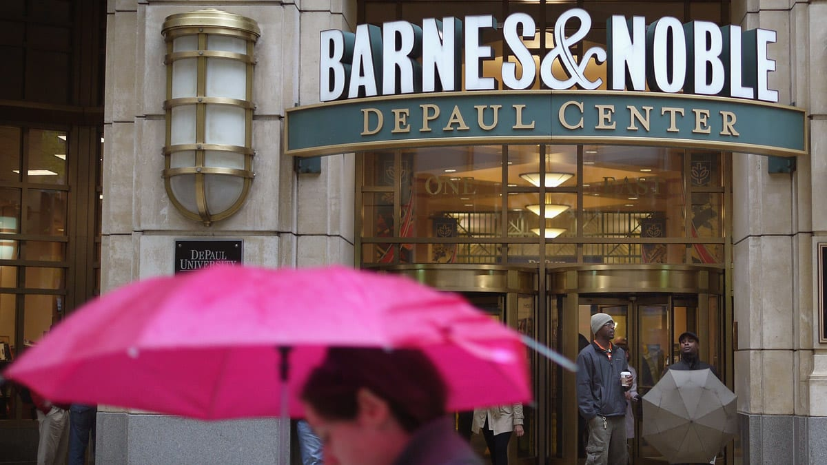 Barnes & Noble lays off hundreds of experienced employees, may not be long  for this world