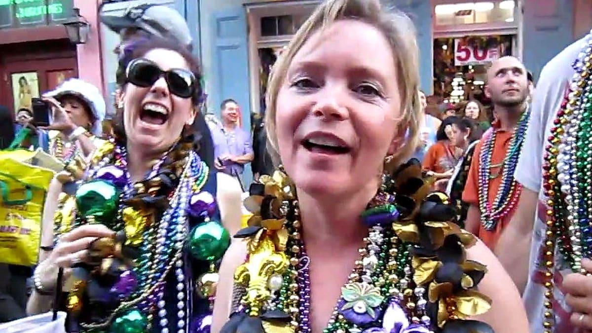 N sfw how to get mardi gras beads - Free mardi gras pics ...