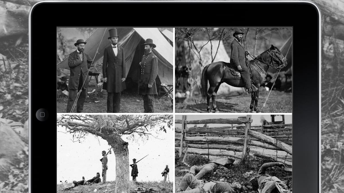 The Best Civil War Apps From Alexander Gardner To The