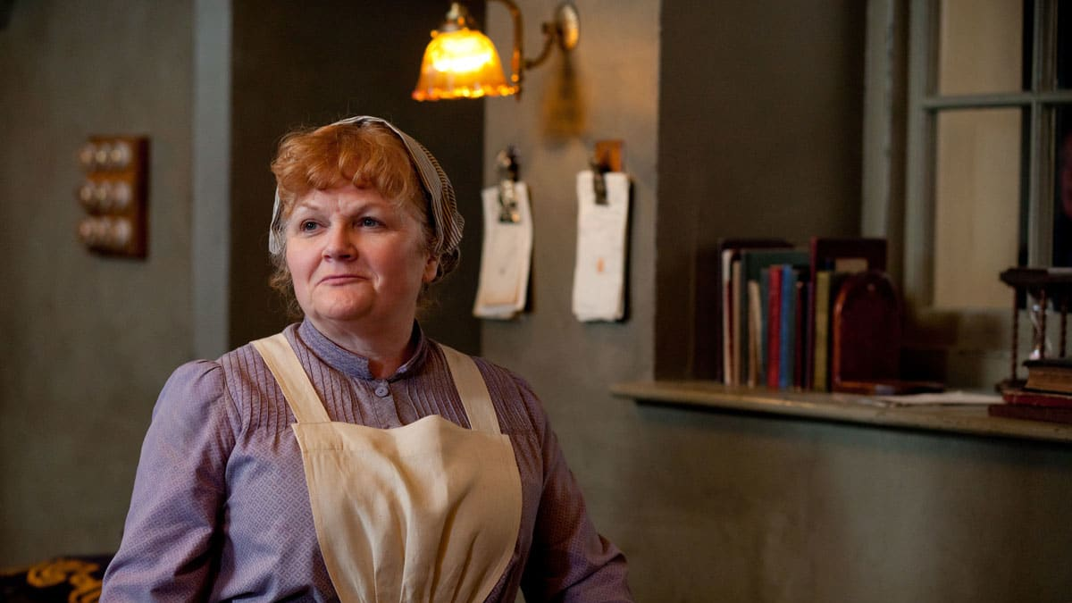 Downton Abbey': My Tea with Mrs. Patmore, Lesley Nicol