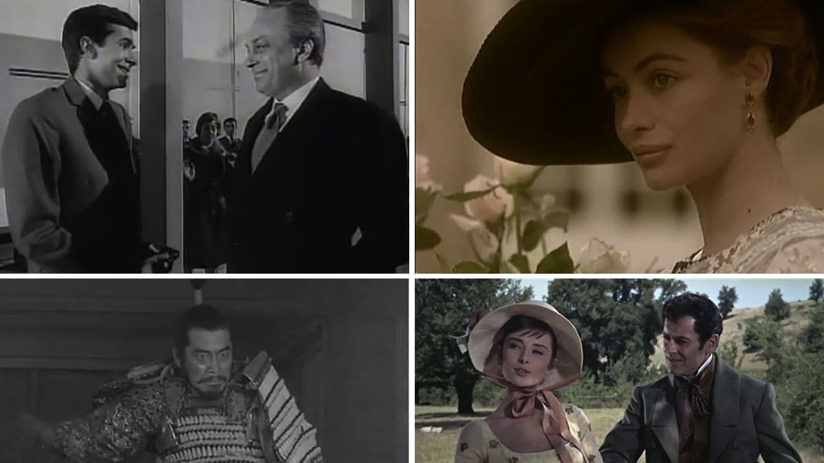 The Trial' & More Top Film Adaptations of Literary Classics