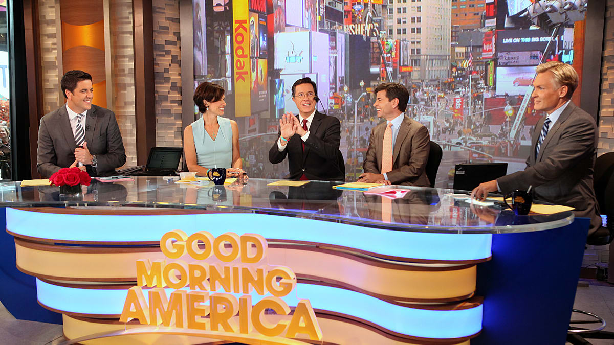 Good Morning America Photos : 'good morning america vs 'today why i ve switched