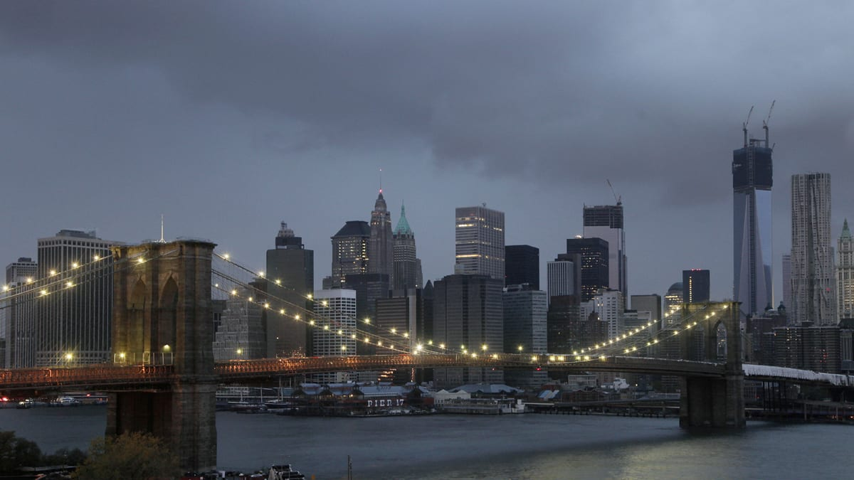 Adams Auto Parts >> In The Aftermath Of Hurricane Sandy, Manhattanites Assess ...