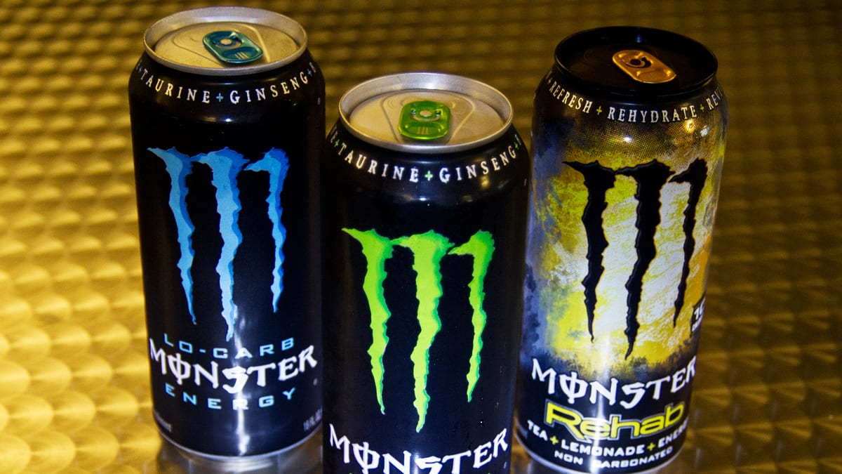 Company Overview Monster Energy Drinks