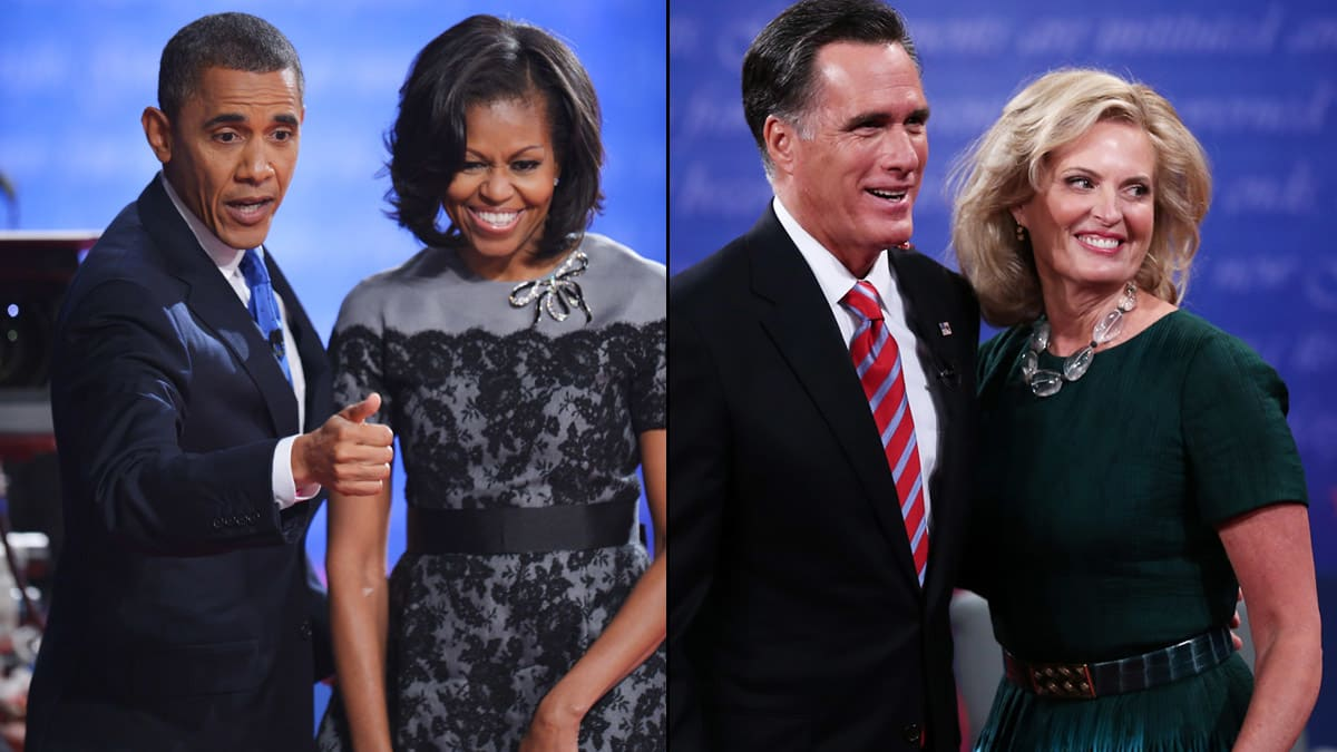 Michelle Obama vs. Ann Romney: First LadyStyle-Off