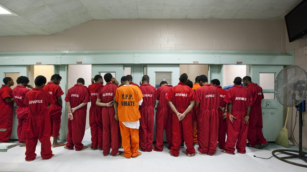why the juvenile justice system is Mental health and the juvenile justice system: where has history taken us american journal of psychiatry residents' journal, 12(10), pp.