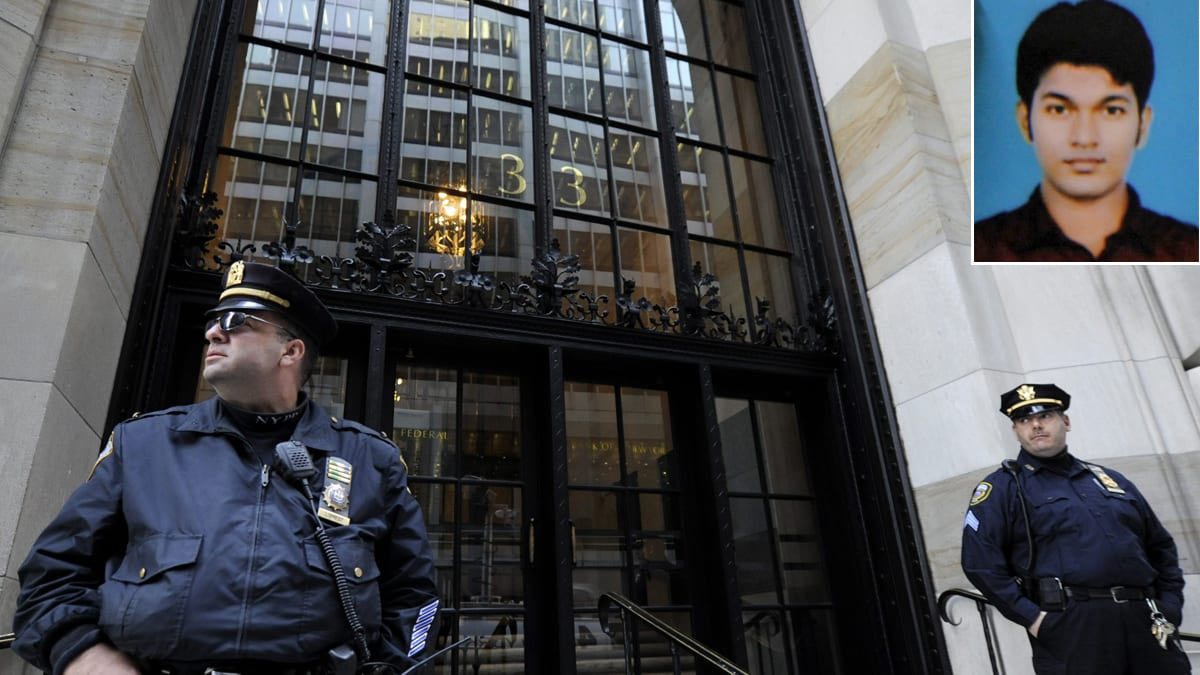 New York Terror Plot: Why Target the Fed?