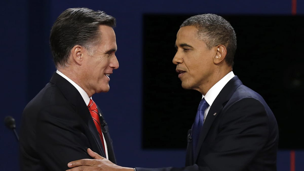 Obama vs. romney on foreign policy essay
