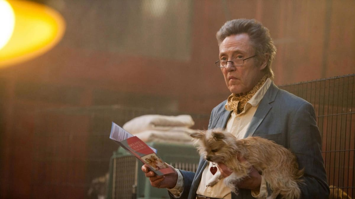Christopher Walken On Seven Psychopaths Natalie Wood Amp More