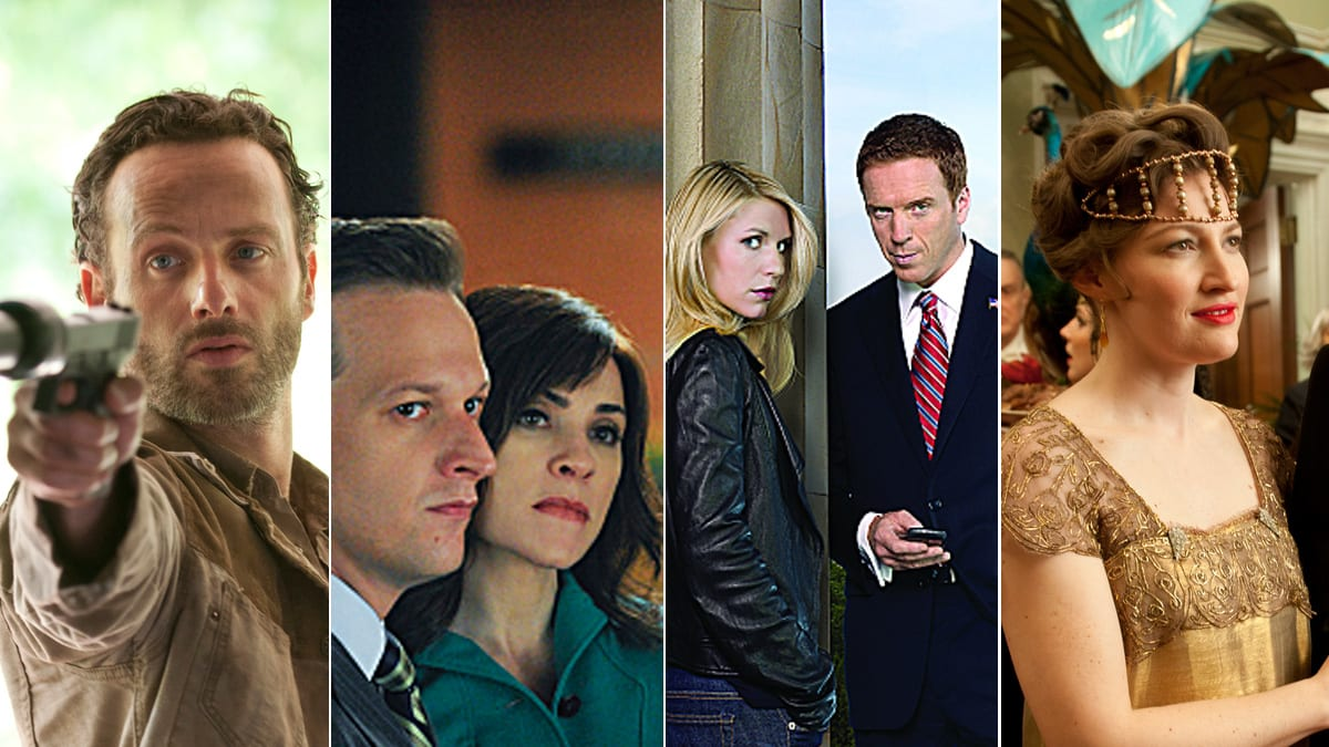 Homeland,\' \'Revenge,\' \'The Good Wife,\' \'Sons of Anarchy\' and More ...