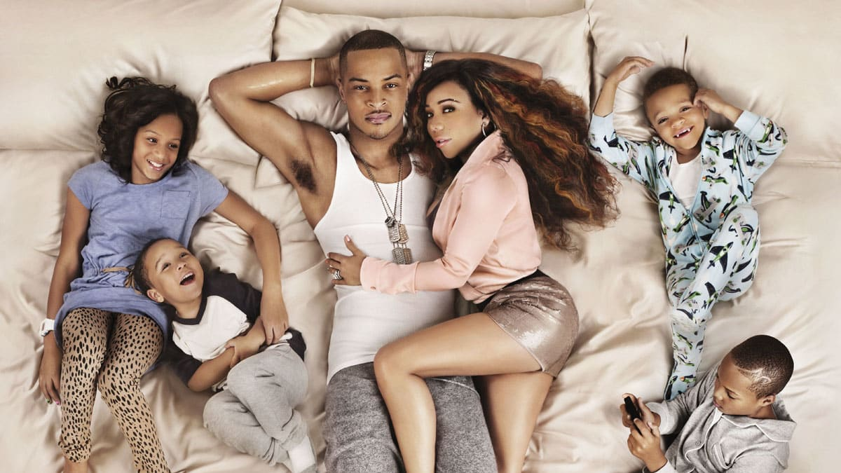 Ti On His New Vh1 Reality Show