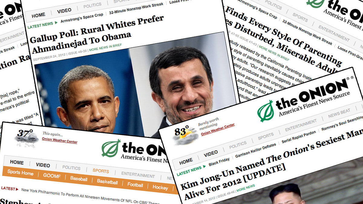 The onion funny headlines on dating