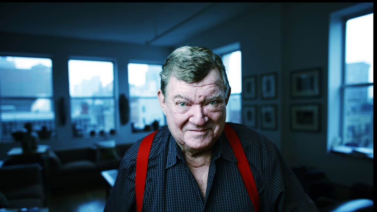 Robert Hughes's Best Quotes on Art, Australia, and More
