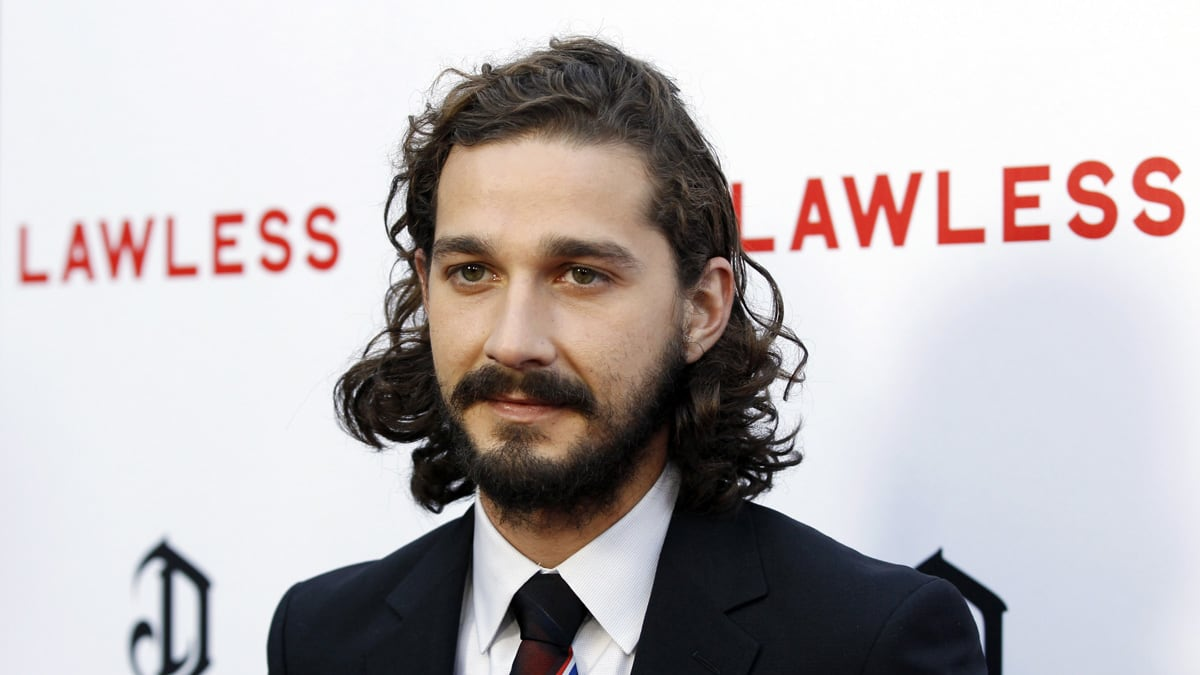 Shia Labeoufs New Chapter Lawless Dropping Acid Unsimulated Sex