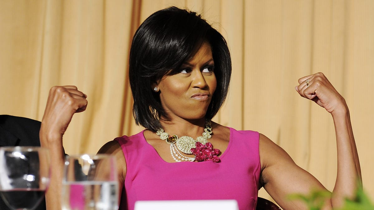 Michelle Obama's 11 Diet and Fitness Secrets