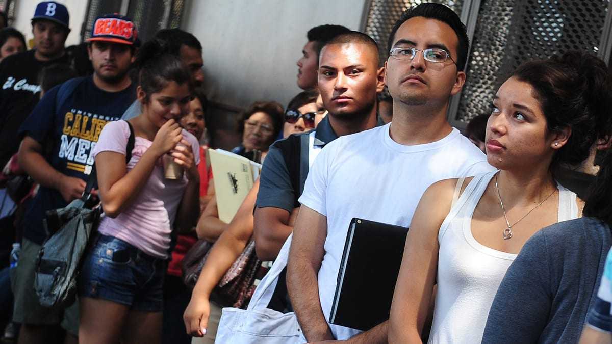 Letters From Dreamers Young Immigrants Hope For Deferred