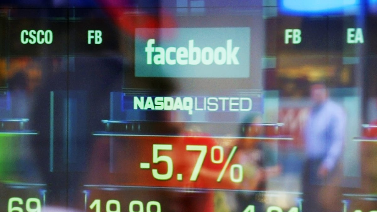Why Facebooks Stock Is Tanking