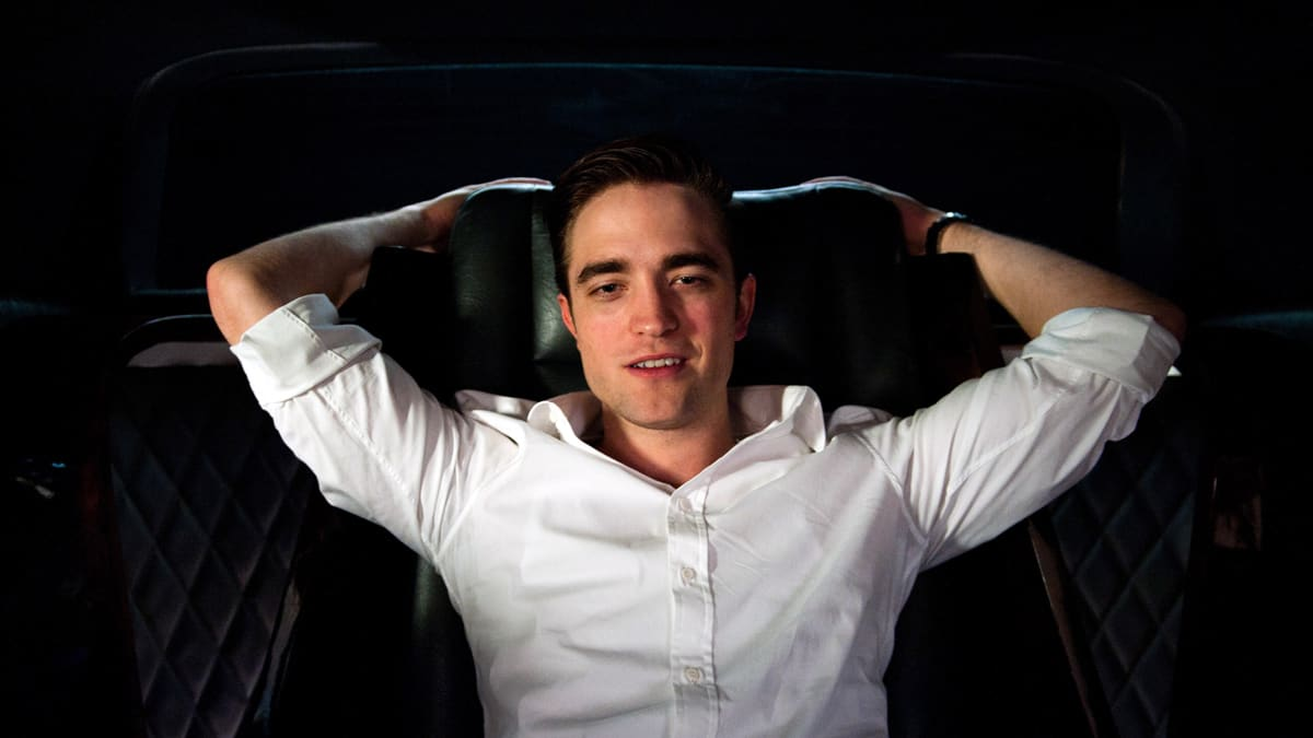 Robert Pattinson: Cosmopolis gave me confidence boost