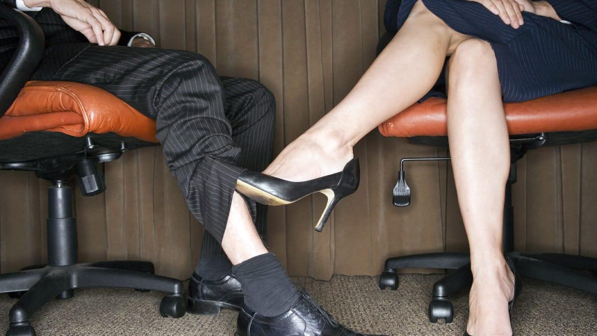 Human sexual harassment