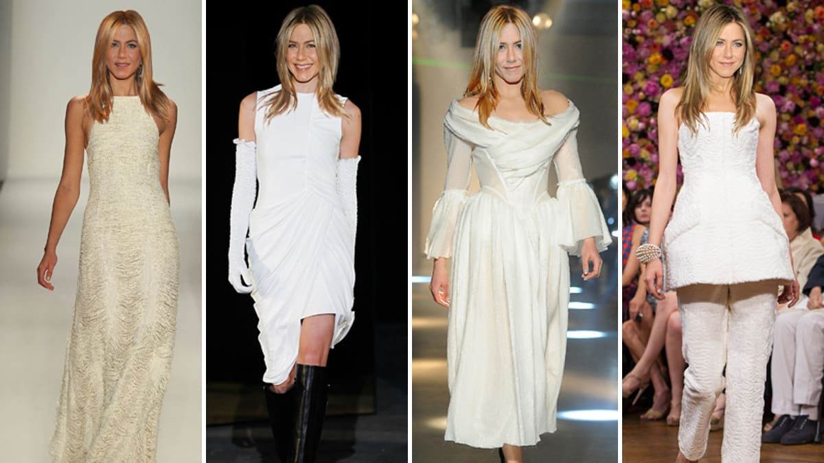 Which Wedding Dress Should Jen Wear?