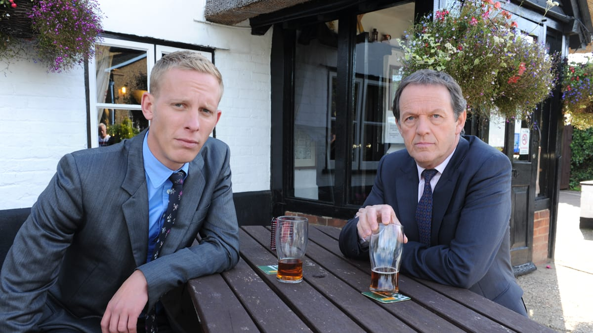 Inspector Lewis On Pbss Masterpiece Mystery Tvs Smartest Sleuths
