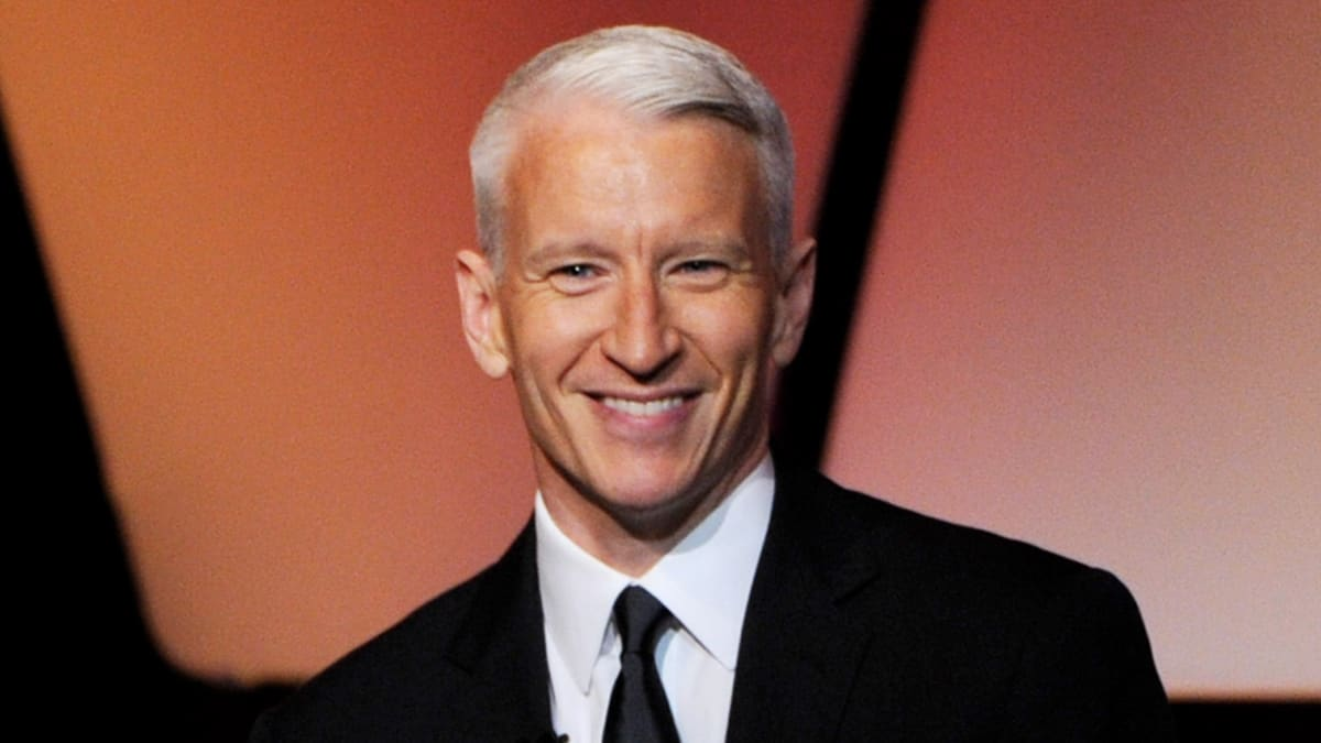 from Kane anderson cooper is gay