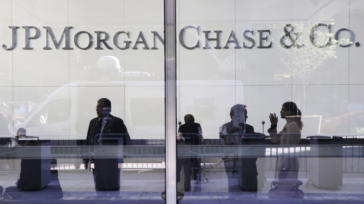 Ina Drew Out at JPMorgan
