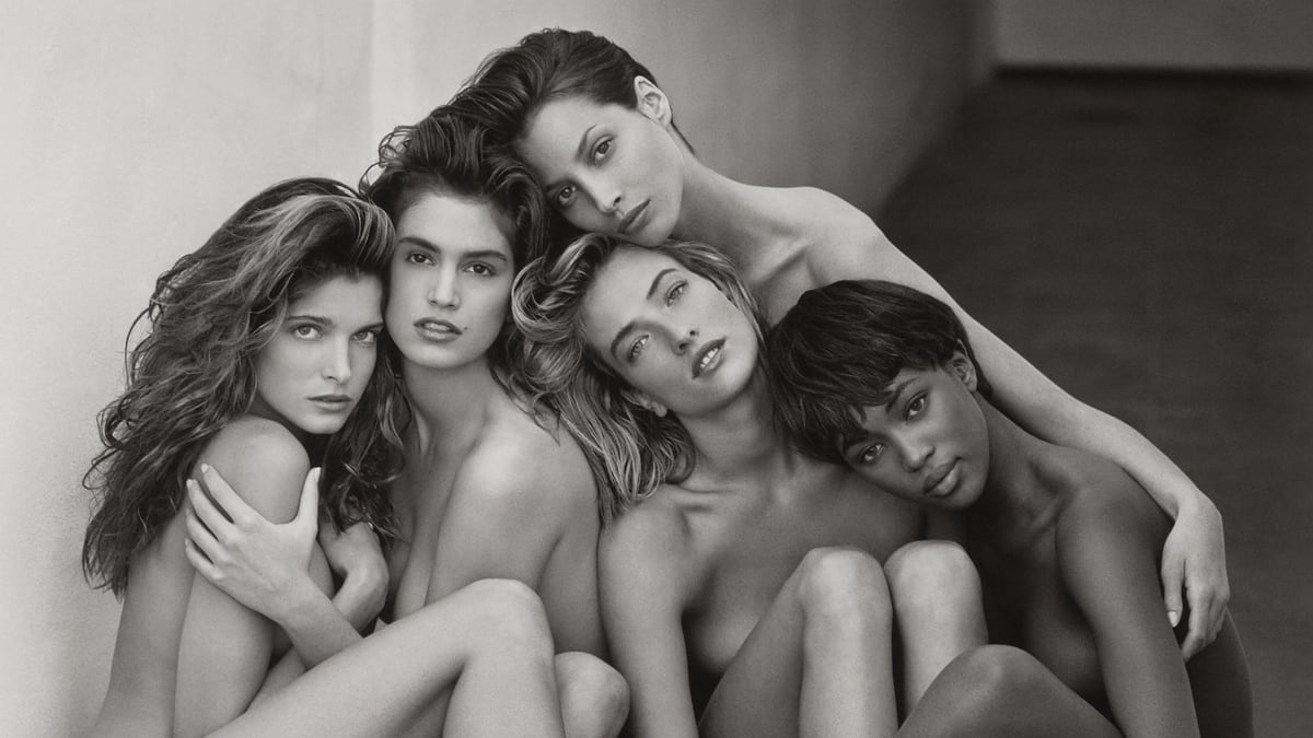 ritts supermodels Herb