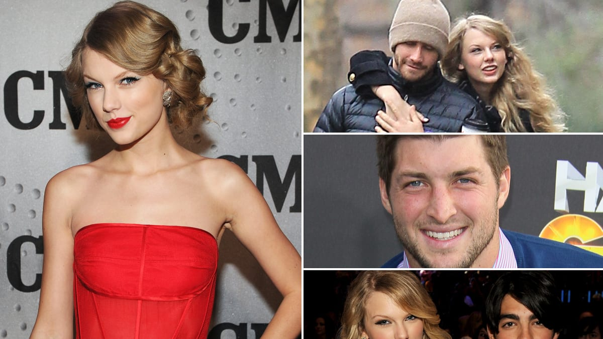 Taylor swift is dating tim tebow