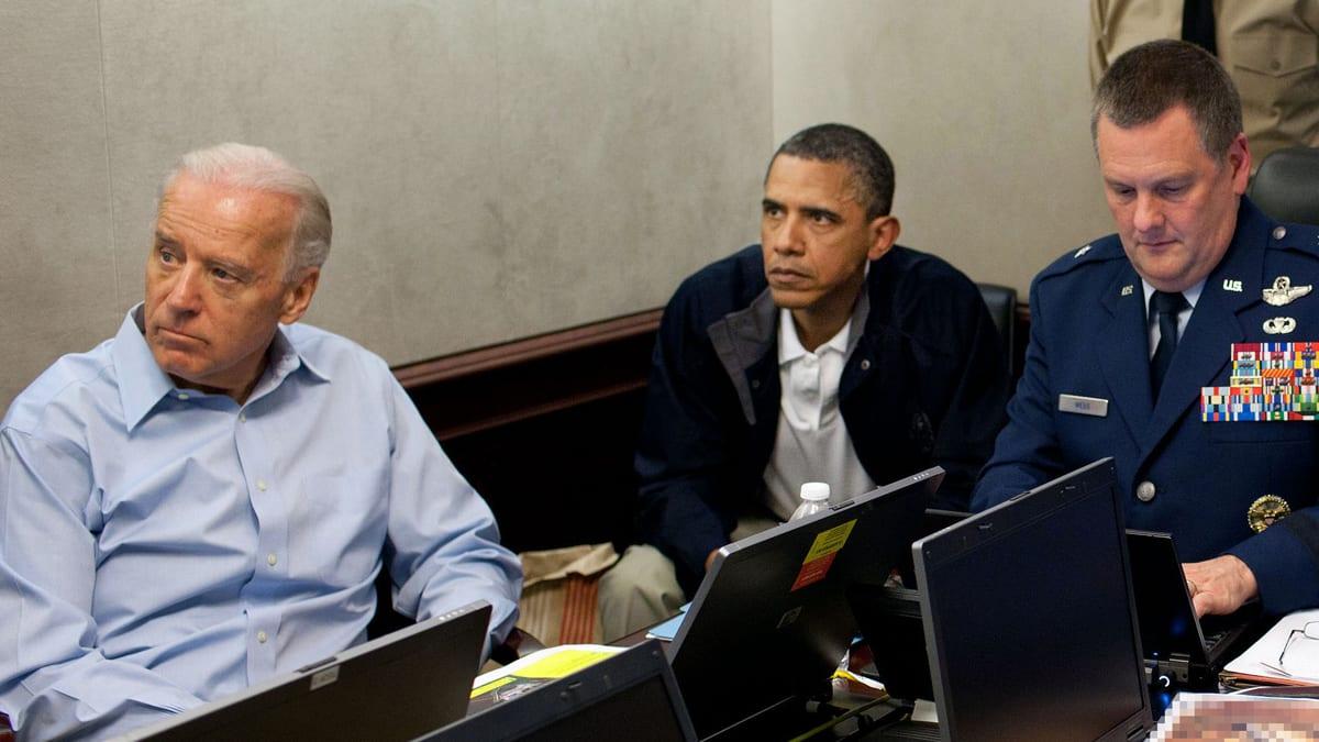 Biden Opposed bin Laden Raid Obama Bin Laden Raid